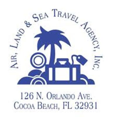 Air, Land & Sea Travel Agency, Inc.  in Cocoa Beach, FL Tours & Guide Services