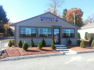 DANNY K SALON & SPA in WORCESTER, MA 01604 Hair Care Professionals