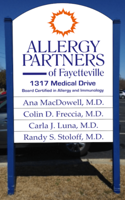 Allergy Partners of Fayetteville in Fayetteville, NC Physicians & Surgeons Allergy & Immunology