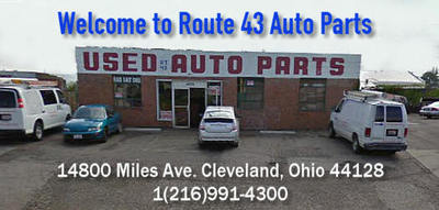 AUTO REPAIR CENTER - ROUTE 43 AUTO PARTS in Cleveland, OH Auto Maintenance & Repair Services