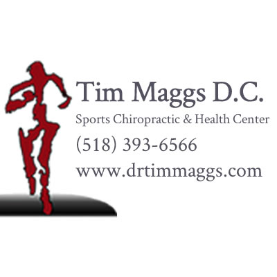 Dr. Tim Maggs Sports Chiropractic and Health Center in Schenectady, NY Chiropractor