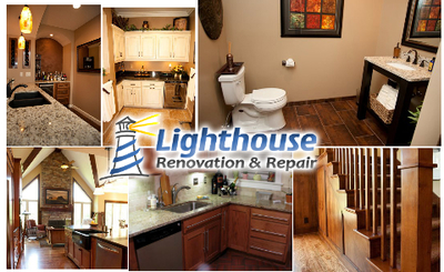 Lighthouse Renovation & Repair inOverland Park, KS Home Improvements Referral Service