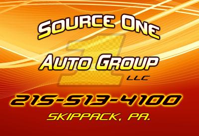 Source One Auto Group llc inSchwenksville, PA Used Cars, Trucks & Vans