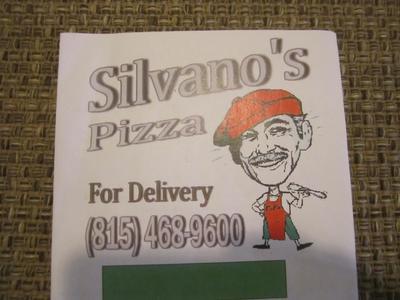 Silvano's Pizza in Manteno, IL Pizza Restaurant