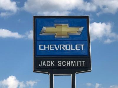 Jack Schmitt Chevrolet of Wood River in Wood River, IL Cars, Trucks & Vans