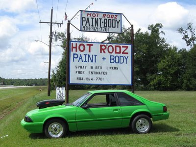 Hot Rodz Paint & Body in Hampton, FL Auto Body Repair