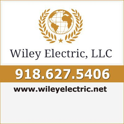 Wiley Electric, LLC  in Tulsa, OK Electrical Contractors