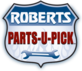 Roberts Parts U Pick in Moffett, OK