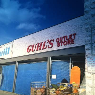 Guhls Country Store in Jackson, OH Factory Outlet Stores
