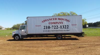 Advanced Moving Company in San Antonio, TX 78258 Moving Companies