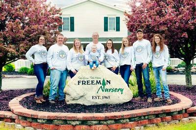 Freeman Nursery in Beaverton, MI Plants Trees Flowers & Seeds