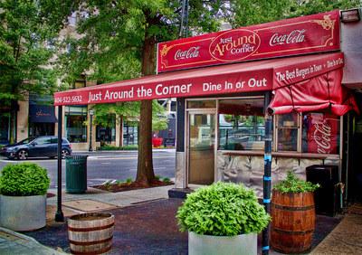 Just Around the Corner in Downtown - Atlanta, GA Restaurants/Food & Dining