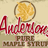 Anderson's Maple Syrup Inc in Cumberland, WI 54829 Candy & Confectionery