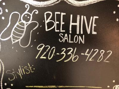 The Beehive Salon in DE Pere, WI 54115