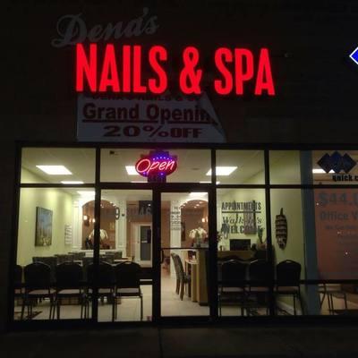 Dena's Nail and Spa in Pekin, IL Manicurists & Pedicurists