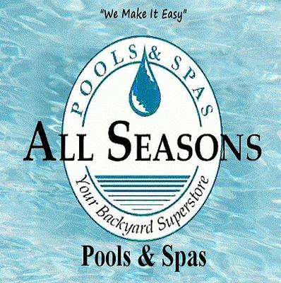 All Seasons Pools & Spas inLafayette, LA Swimming Pools & Pool Supplies