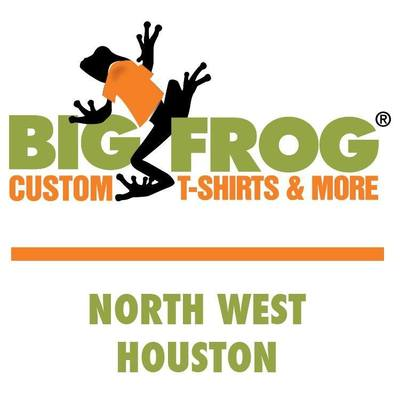 Big Frog Custom T-Shirts & More of NW Houston in Houston, TX Apparel Design & Decorator Services