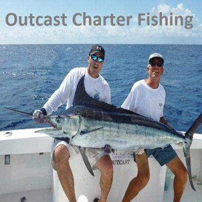 Outcast Charter Fishing in Miami Beach, FL Boat Fishing Charters & Tours