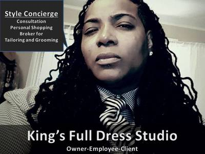 Kings Full Dress Studios inwest palm beach, FL Mens Suits Custom Made