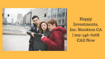 Happy Investments, Inc. Stockton CA in Valley Oak - Stockton, CA 95210 Mortgage Brokers