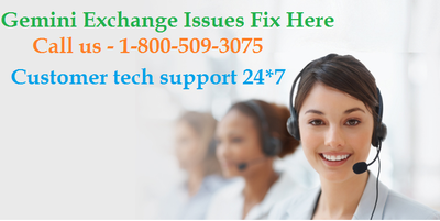 Gemini support number for Gemini transaction email issues  in Miami, FL 33179