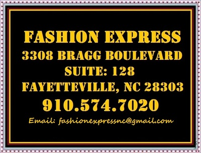 FASHION EXPRESS in FAYETTEVILLE, NC 28303