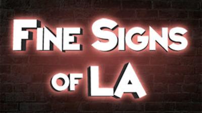 Fine Signs of LA in Manhattan Beach, CA Advertising Custom Banners & Signs