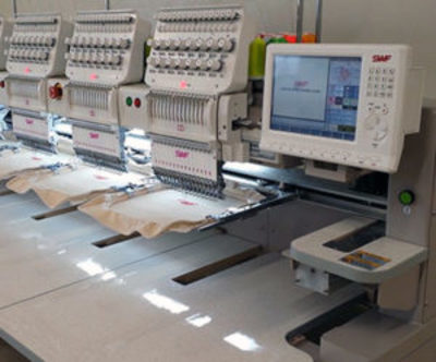 Commercial Embroidery Machines in New York, NY Art