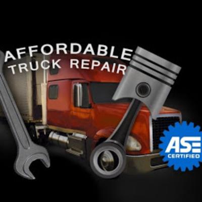 Affordable Truck Repair in Sacramento, CA 95842