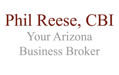 Phil Reese, Arizona Business Broker in Scottsdale, AZ Business Brokers