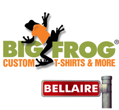 Big Frog Custom T-Shirts and More of Bellaire in Bellaire, TX 77401