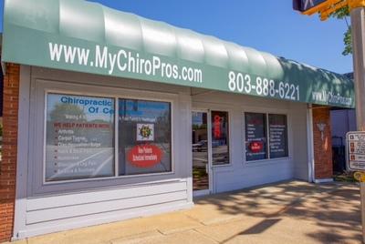 Chiropractic Professionals of Columbia in Columbia, SC Chiropractic Clinics