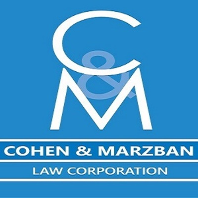 Cohen and Marzban Law Corporation in South - Pasadena, CA 91103