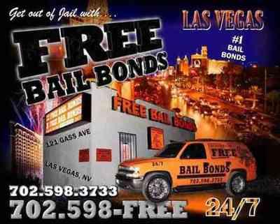 Free Bail Bonds in Downtown - Las Vegas, NV 89101