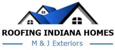 Roofing Indiana Homes - M&J Exteriors in Indianapolis, IN 46227