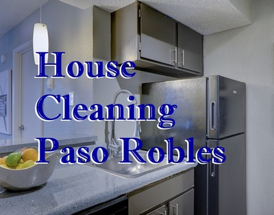 House Cleaning Paso Robles in Paso Robles, CA 93446 House Cleaning