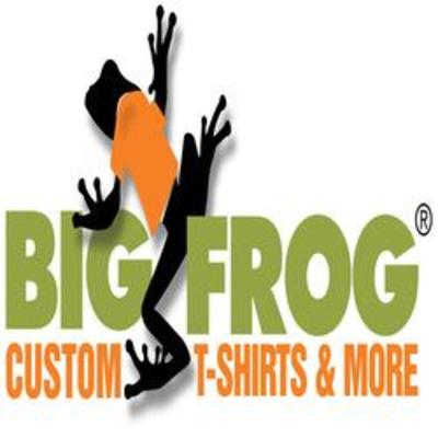 Big Frog Custom T-Shirts & More of Athens in Athens, GA 30606 T-Shirts Manufacturers