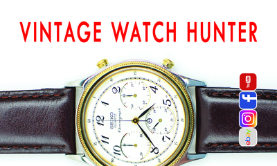 Vintage Watch Hunter in Pacific Beach - San Diego, CA 92109