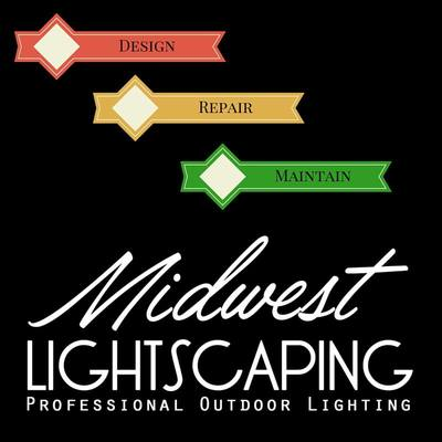 Midwest Lightscaping in Omaha, NE 68154 Landscape Lighting