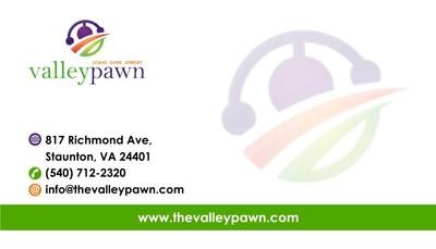 Valley Pawn in Staunton, VA Pawn Shops