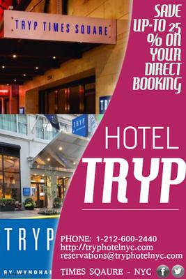 TRYP Hotel in Clinton - New York, NY 10001 Casino Hotels & Resorts