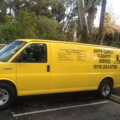 Am Pm Carpet Cleaning in City Heights West - San Diego, CA 92105 Cleaning Supplies