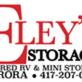 Eleys Storage in Aurora, MO