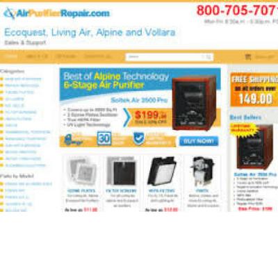 Air Purifier Repair, Inc. in Encino, CA Air Cleaning & Purifying Equipment Service & Repair