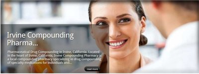 Drug Compounding in Woodbridge - Irvine, CA 92604 Pharmacy Services