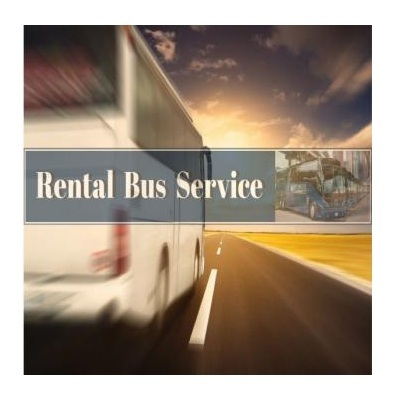 Rental Bus Service in Westchase - Houston, TX 77063