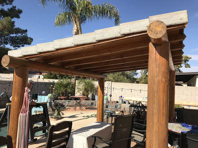 Bowen Poles in Deer Valley - Phoenix, AZ Firewood