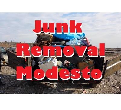 We Pick Up Junk Modesto in Modesto, CA 95356