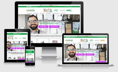 Chicago Website Design SEO Company in Downtown - Miami, FL 33602 Internet Services