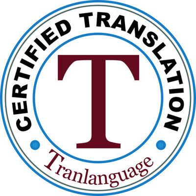 Tranlanguage - Certified Translations in Pinecrest - Miami, FL 33156